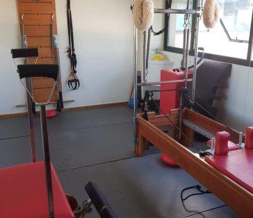 Nossas Salas de Exercícios